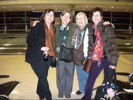 Paris arrival baggage