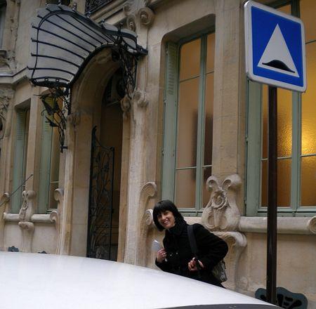 ParisdoorSylvia