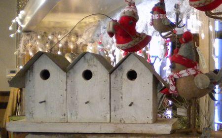 BirdhouseTriple