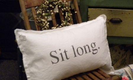 ..pillow sit